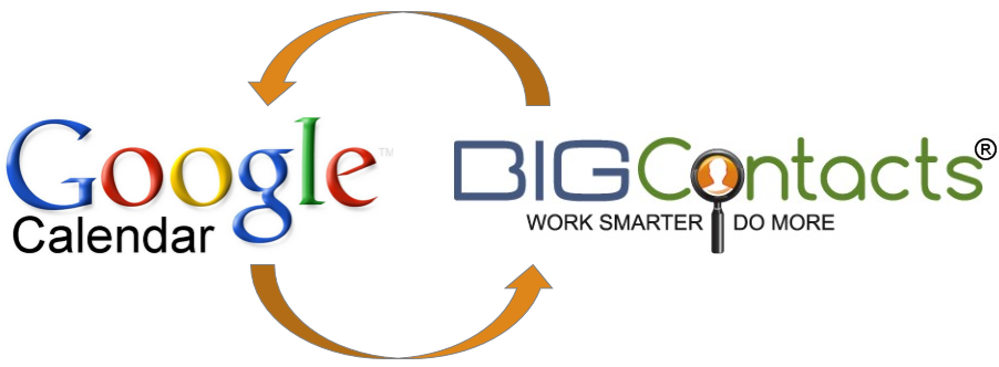 Synchronize Your Google Calendar with BigContacts