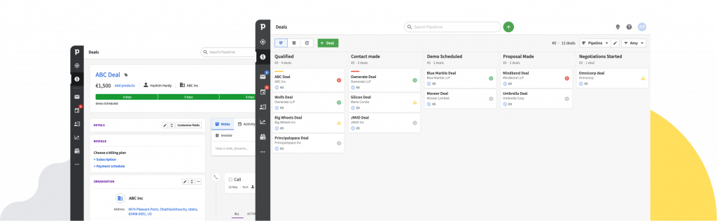 Pipedrive - CRM software